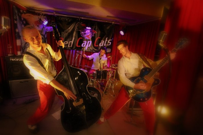 Red Cap Cats - Rock'n Roll Band